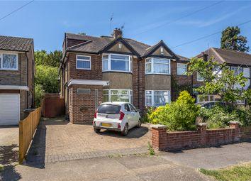 Manor Drive, Surbiton, Surrey KT5. 4 bed semi-detached house