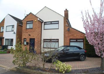 Thumbnail 4 bed detached house for sale in Meadow Lane, Willaston, Neston, Cheshire
