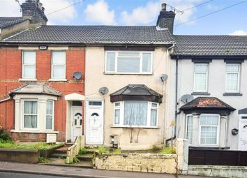 Thumbnail 3 bed terraced house for sale in Cuxton Road, Strood, Rochester, Kent