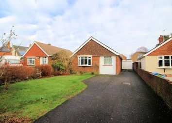 Thumbnail 2 bed detached bungalow for sale in Crescent Road, Locks Heath, Southampton, Hampshire