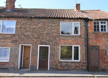 Thumbnail 2 bed terraced house for sale in Front Street, Sowerby, Thirsk