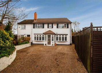 4 bed semi-detached house for sale in New Haw Road, Addlestone, Surrey KT15