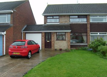 Thumbnail 3 bed semi-detached house for sale in Arundel Avenue, Sittingbourne, Kent