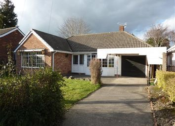 Thumbnail 2 bed detached bungalow for sale in Sophia Avenue, Scartho, Grimsby