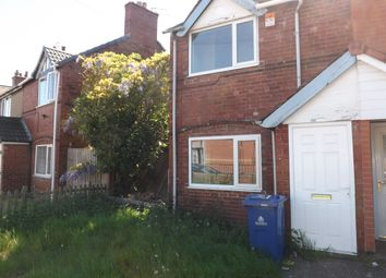 Thumbnail 3 bed terraced house to rent in Norman Crescent, Rossington