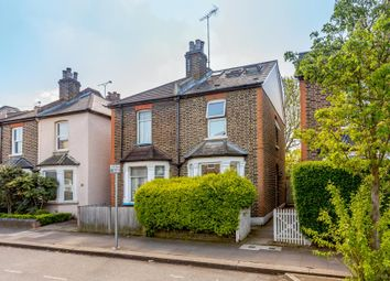 Thumbnail 4 bed semi-detached house for sale in Somerset Road, Norbiton, Kingston Upon Thames