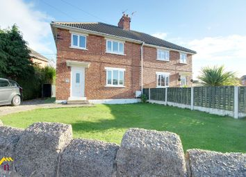 Thumbnail 3 bed semi-detached house to rent in High Hazel Road, Moorends