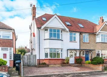 Thumbnail 6 bed semi-detached house for sale in St. Mildreds Avenue, Broadstairs