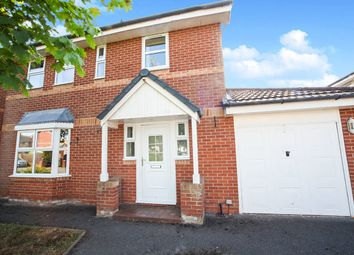 Thumbnail 4 bed detached house for sale in Bunbury Close, Middlewich