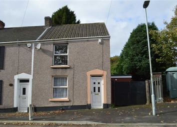 Thumbnail 3 bedroom end terrace house for sale in Station Road, Swansea
