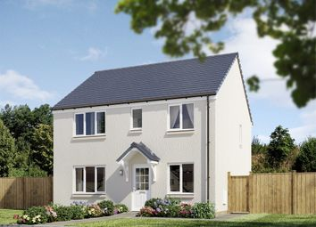 "Thumbnail 4 bed detached house for sale in ""The Thurso"" at Lignieres Way, Dunbar"