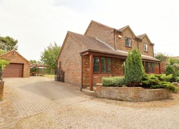 Thumbnail 3 bed detached house for sale in Greengate Lane, Goxhill, Barrow-Upon-Humber