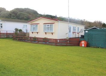 Thumbnail 2 bedroom mobile/park home for sale in Blenkinsopp Castle Home Park, Greenhead, Cumbria.