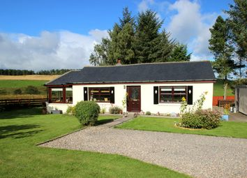 Thumbnail 3 bed detached bungalow for sale in Botriphnie, Keith
