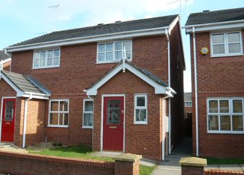 Thumbnail 2 bedroom mews house to rent in St Andrews Court, Crewe, Cheshire