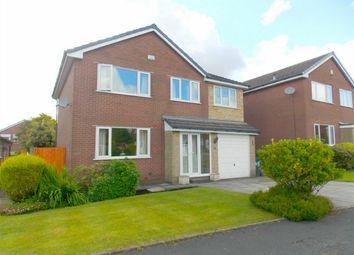 Thumbnail 4 bedroom detached house for sale in Langside Drive, Ladybridge, Bolton, Lancashire