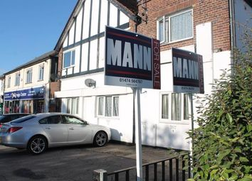 Thumbnail 1 bed flat for sale in Rochester Road, Gravesend, Kent
