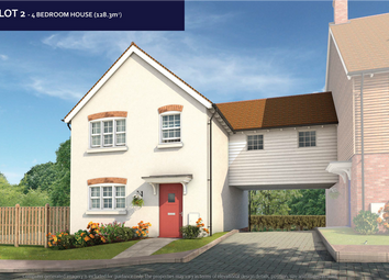 Thumbnail 4 bed detached house for sale in Maidstone Road, Lenham, Kent