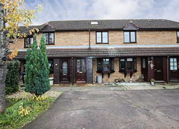 Thumbnail 3 bed terraced house for sale in Old School Close, Burwell