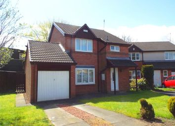 Thumbnail 3 bedroom detached house for sale in Donnington Court, Newcastle Upon Tyne, Tyne And Wear