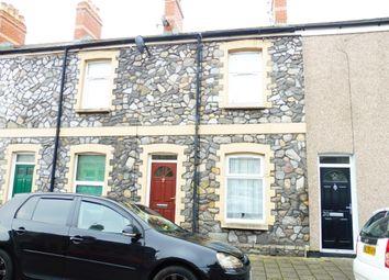 Thumbnail 2 bedroom terraced house for sale in Zinc Street, Roath, Cardiff