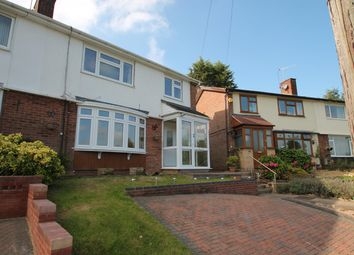 Thumbnail 3 bed semi-detached house to rent in The Park, Hewell Grange, Redditch