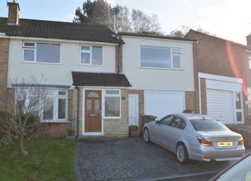 Thumbnail 4 bed semi-detached house to rent in Primrose Drive, Ditton, Aylesford