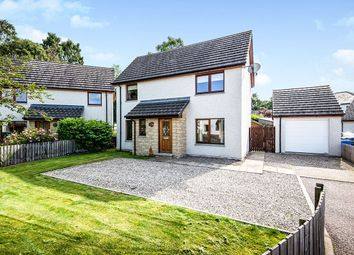 Thumbnail 4 bed detached house for sale in Oak Drive, Muir Of Ord, Ross-Shire