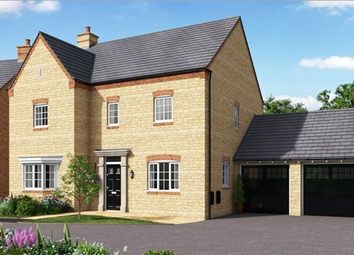 Thumbnail 5 bedroom detached house for sale in The Stratford, Newport Pagnell Road, Wootton Fields, Northamptonshire