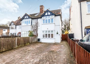 Thumbnail 5 bed semi-detached house for sale in Colney Heath Lane, St.Albans