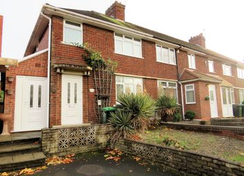Thumbnail 3 bed end terrace house for sale in Norman Road, Bearwood, Smethwick