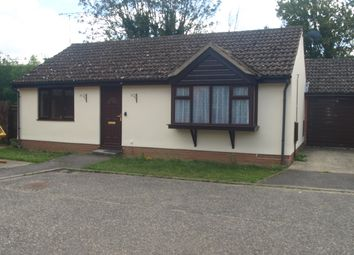 Thumbnail 2 bed bungalow to rent in Pinecroft Way, Needham Market