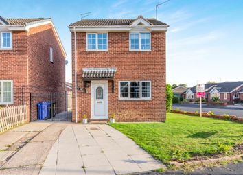 Thumbnail 3 bed detached house for sale in Austwick Close, Balby, Doncaster
