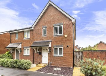 Thumbnail 3 bed semi-detached house for sale in Elk Path, Three Mile Cross
