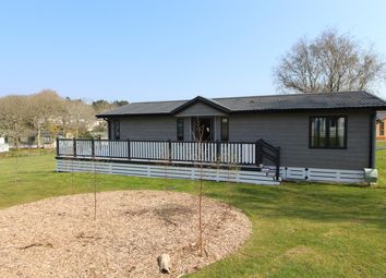 Thumbnail 3 bed lodge for sale in Shorefield Park, Milford On Sea, Hampshire
