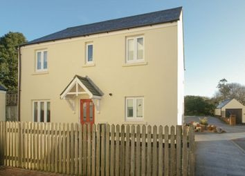 Thumbnail 3 bed detached house for sale in Blangy Close, North Tawton