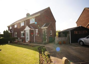 Thumbnail 3 bed semi-detached house for sale in South Side, Winteringham, Scunthorpe