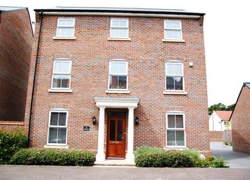 Thumbnail 5 bedroom detached house for sale in Carters Drive, Stansted