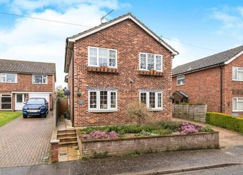Thumbnail 4 bed detached house for sale in Reepham, Norwich, Norfolk