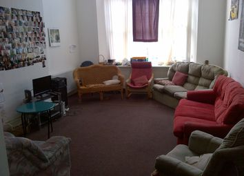 Thumbnail 8 bed shared accommodation to rent in London Road, Leicester