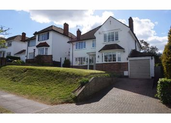 Thumbnail 5 bed detached house for sale in Mayfield Avenue, Orpington