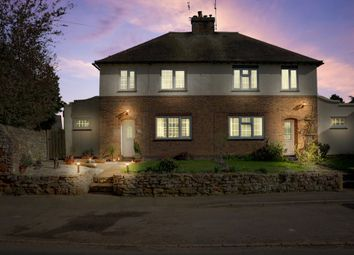 Thumbnail 3 bed semi-detached house for sale in Main Street, Sutton Bassett, Market Harborough