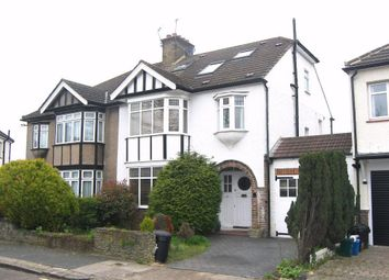 Thumbnail 4 bed semi-detached house to rent in Poulett Gardens, Twickenham