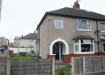 Thumbnail 3 bed semi-detached house for sale in Coniston Road, Morecambe
