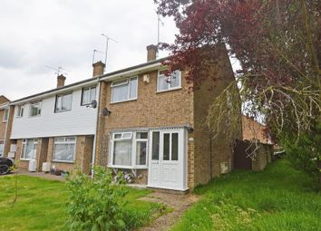 Thumbnail 3 bed end terrace house to rent in Lynwood Drive, Mytchett, Camberley
