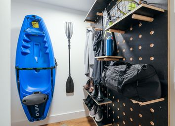 Thumbnail 2 bedroom flat for sale in Mill Mead, Staines-Upon-Thames