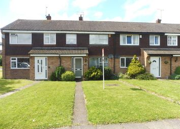 Thumbnail 3 bed terraced house for sale in Arran Close, Sinfin, Derby