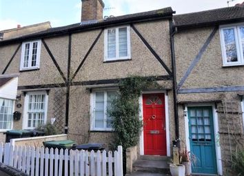 Thumbnail 2 bed terraced house to rent in Lower Road, Loughton