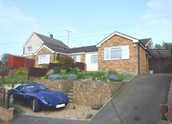 Thumbnail 2 bed semi-detached bungalow for sale in Parkfield Road, Long Buckby, Northampton