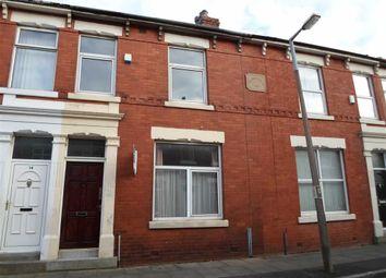 Thumbnail 3 bed terraced house for sale in Alert Street, Ashton-On-Ribble, Preston